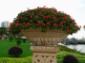 砂岩花盆 砂岩花钵 园林景观花钵 欧式花盆厂