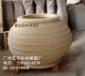 砂岩陶罐 人造石陶罐批发 种花罐子