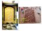 砂岩浮雕 镂空浮雕壁画 玄关背景墙